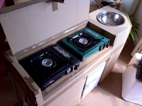 Genial Kitchen Unit Prototype